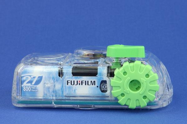 Einwegkamera FUJIFILM water-proof  ©  engel-art.ch