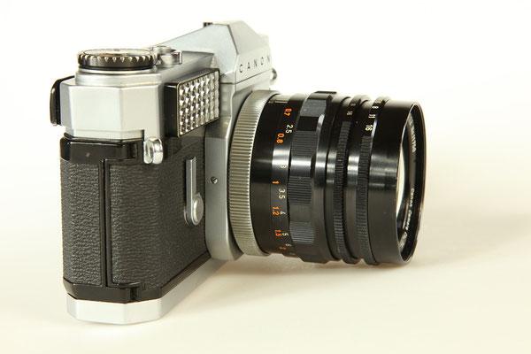 Canon Canonflex RM © by engel-art.ch