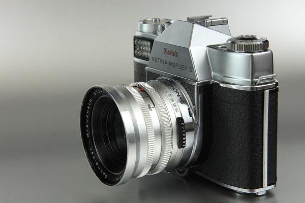 KODAK Retina Reflex S Typ 034  ©  engel-art.ch