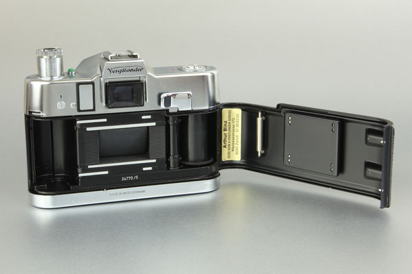 VOIGTLÄNDER Ultramatic CS  ©  engel-art.ch