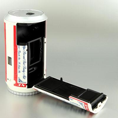 Budweiser Kamera    ©  engel-art.ch
