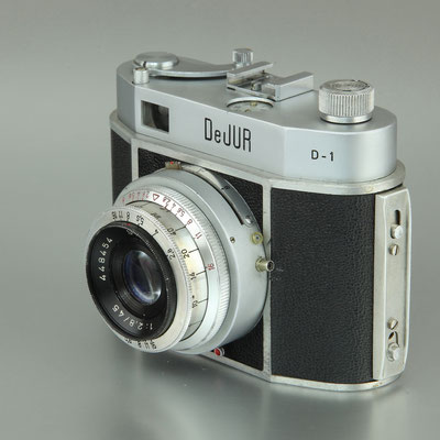 DeJUR  D-1  Fa. Amsco NY  1955  ©  engel-art.ch