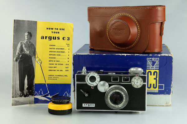 ARGUS  C 3     © engel-art.ch