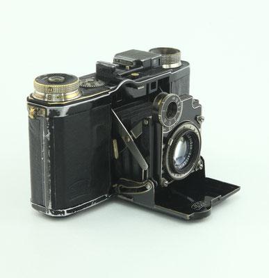 Zeiss Ikon Super Nettel I (536/24)    1934 - 1937  ©  engel-art.ch