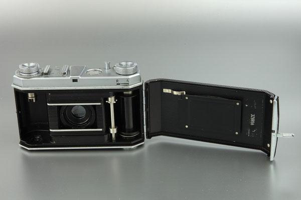 KODAK Retina I (Typ 013)  ©  engel-art.ch