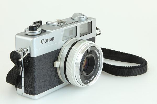 CANON Canonet 28 (1971 type)  ©  engel-art.ch