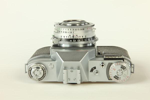 KODAK Retina Reflex (Type 025)  ©  engel-art.ch