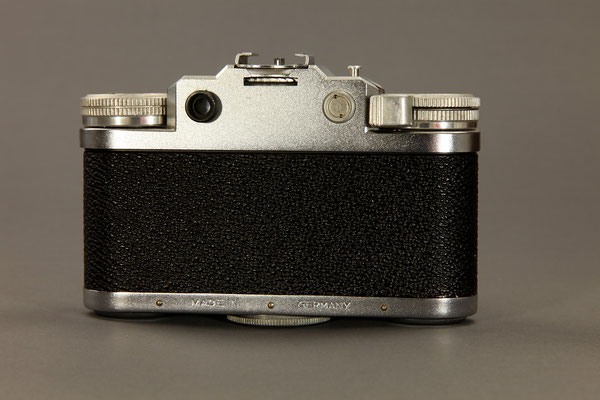 Braun Super Paxette  II  ©  engel-art.ch