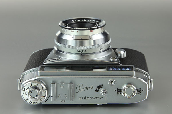 KODAK REetina automatic I Typ 038  ©  engel-art.ch