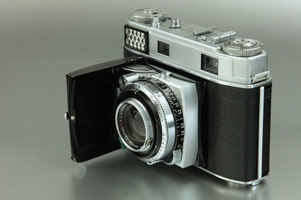 KODAK Retina IIIc Typ 021/1  ©  engel-art.ch