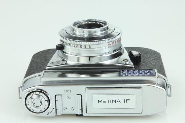 KODAK Retina IF (Typ 046)  ©  engel-art.ch