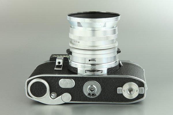KODAK Retina Reflex III  Typ 041  ©  engel-art.ch