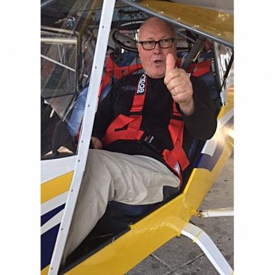 Eleve pilote à bord