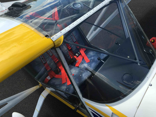 microlight view from above