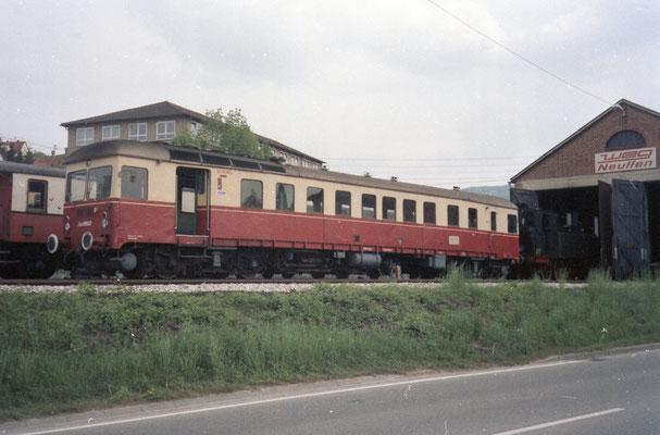VT 401 im Original in Neuffen