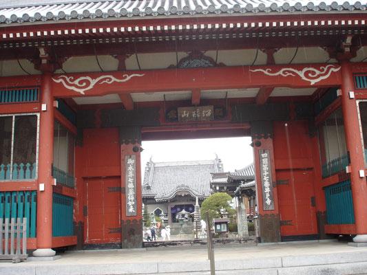 17番札所 瑠璃山 井戸寺
