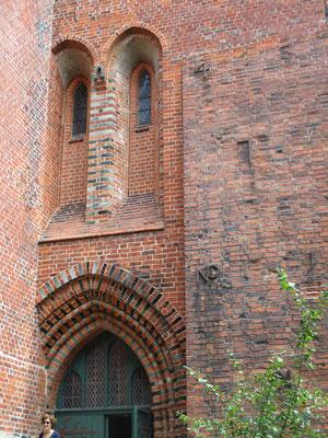Die St. Nicolai Kirche. Die Überraschung schlecht hin.