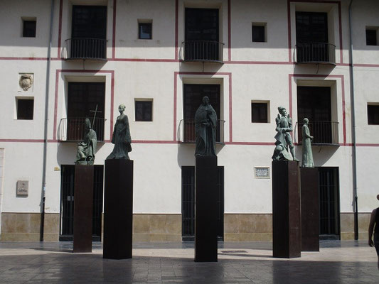 Die Borjas stammen aus Gandia das zwischen Valencia und Alicante liegt