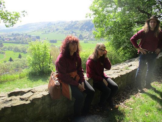 Das Kloster liegt sehr schön gelegen eingebettet in einer wunderschönen Landschaft