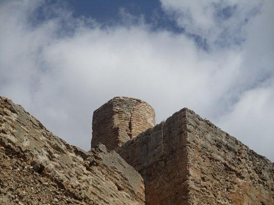 Ja es wäre schon schön gewesen die Burg innen zu besichtigen