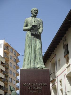 Sant Francesc De Borja 1510 -1573 4. Herzog von Gandia