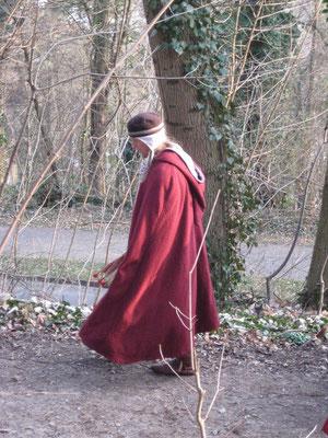 Ein Männlein steht im Walde ganz still und stumm,