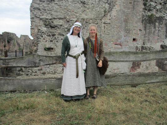 Hildegard und Johanna