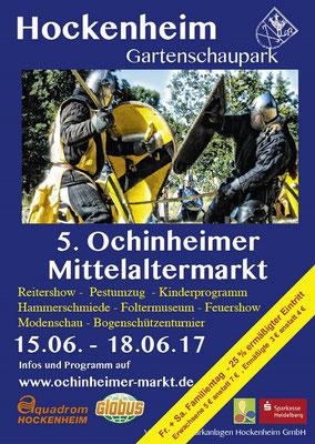 Mittelaltermarkt Ochinheim 2017