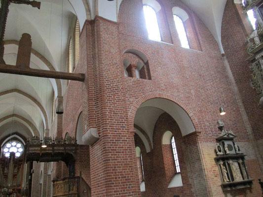 1566 Georg Usler erster evangelischer Prediger am Dom