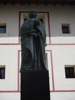 Alexandre Borja 1431 - 1503 Papst von 1493 - 1503