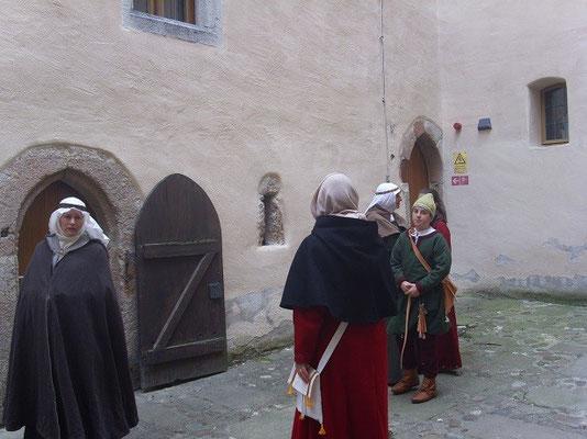 Die Wittelsbacher erweiterten in den folgenden Jahrhunderten die Burg.