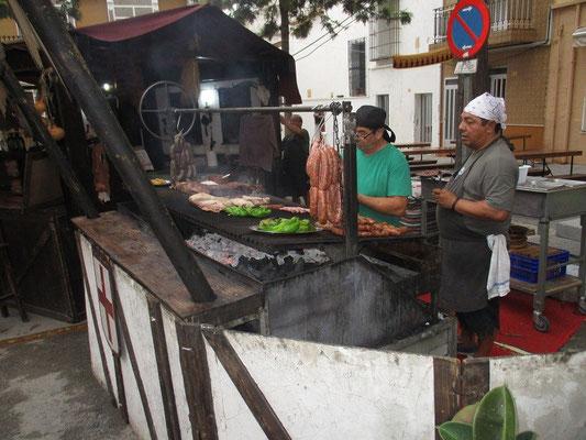 Aber das ist in Spanien die Nummer Eins, gutes und traditionelles Essen.