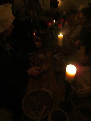 In aller Ruhe das Tischgebet