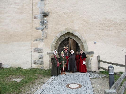 1326 kam es in Trausnitz zur Versöhnung mit Ludwig dem Kaiser.