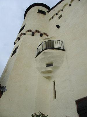 da kann man verstehen, das die Burg nur mit Führer zu besichtigen ist.