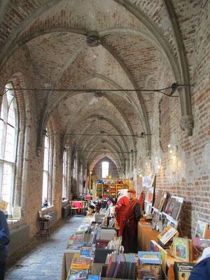 Wirklich ein schöner Markt, mit vielen Händlern die wir bisher nicht kannten