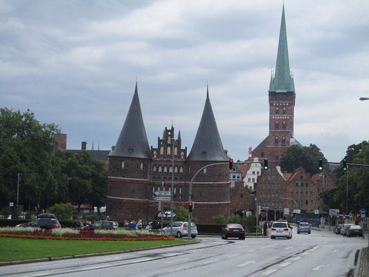 Lübeck liegt vor uns