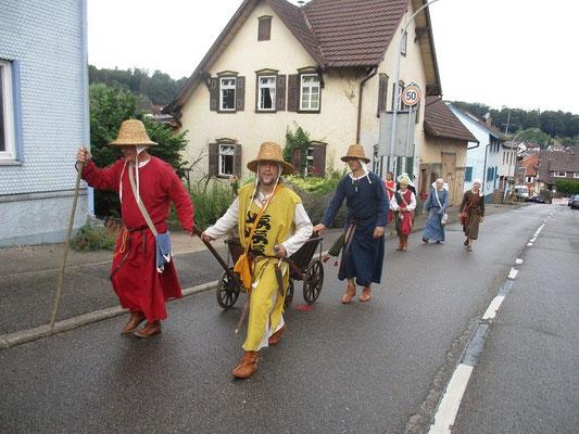 Über die Schwarzwaldstraße zur Laier