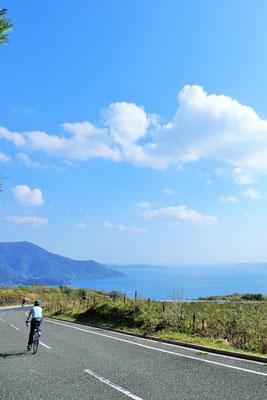 海と空と草原と・・・