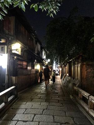 こんな通りをそそとして歩ける人になりたいです←無理