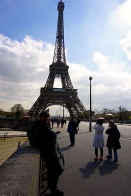 Das Pariser Wahrzeichen
