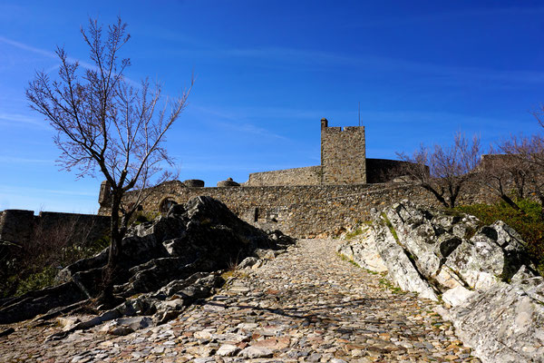 Die Burg von Marvao