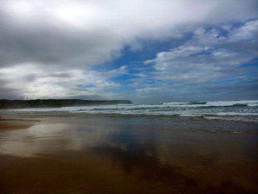 Der Praia do Bordeira in Carapateira ist grandios