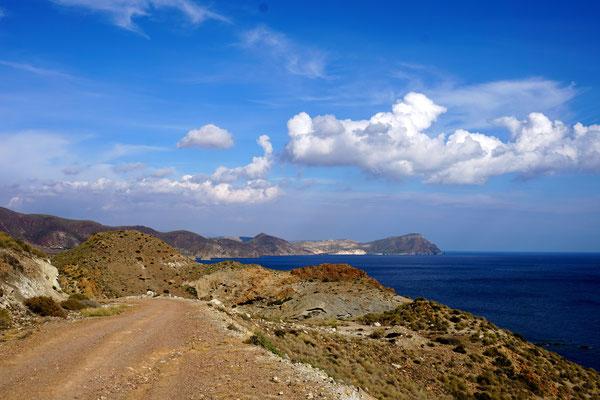 Erste Hike am Cabo mit Traumhaftem Licht
