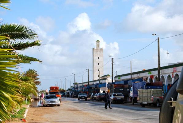 irgendwo nördlich von Casablanca