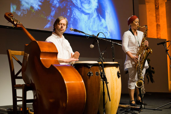 Duo [re:flex]  Global Music - Collegium Themenabend/ Dominikanerkirche Osnabrück