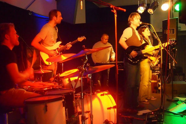 Wangerooge 2013 - Freizeit mit der Musikschule Lohne - Lehrerkonzert Pop