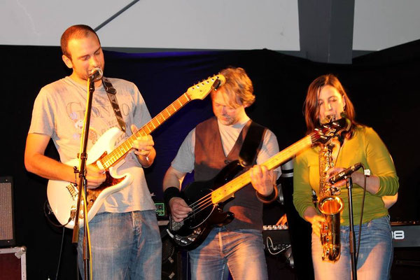 Wangerooge 2013 mit Andreas Bach und Felix Holzenkamp