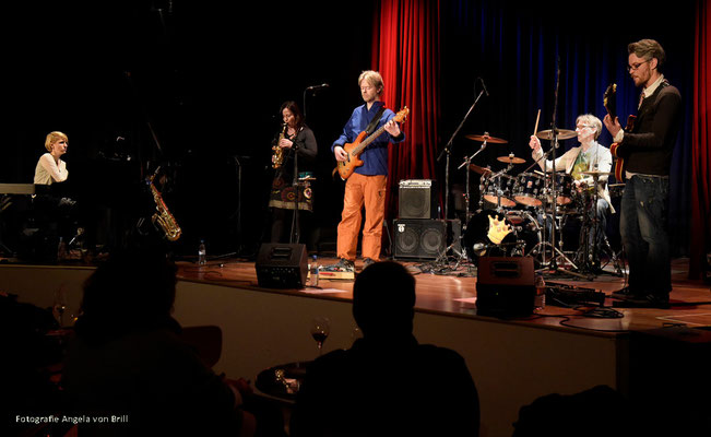 King Karamel - Konzert im Lutherhaus 2015