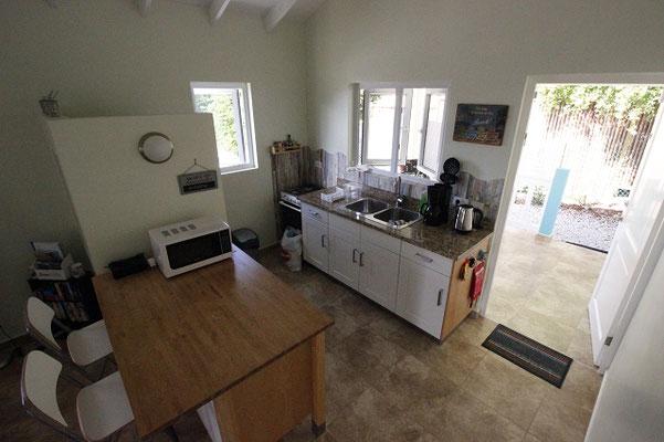 Küche-Urlaub-Curacao-Ferienhaus-Karibik-Villapark-Fontein
